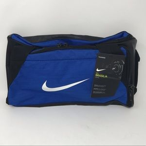 Nike Bags - Nike Brasilia 8 X-Small Duffel Bag - Royal Blue dd0733e09b255